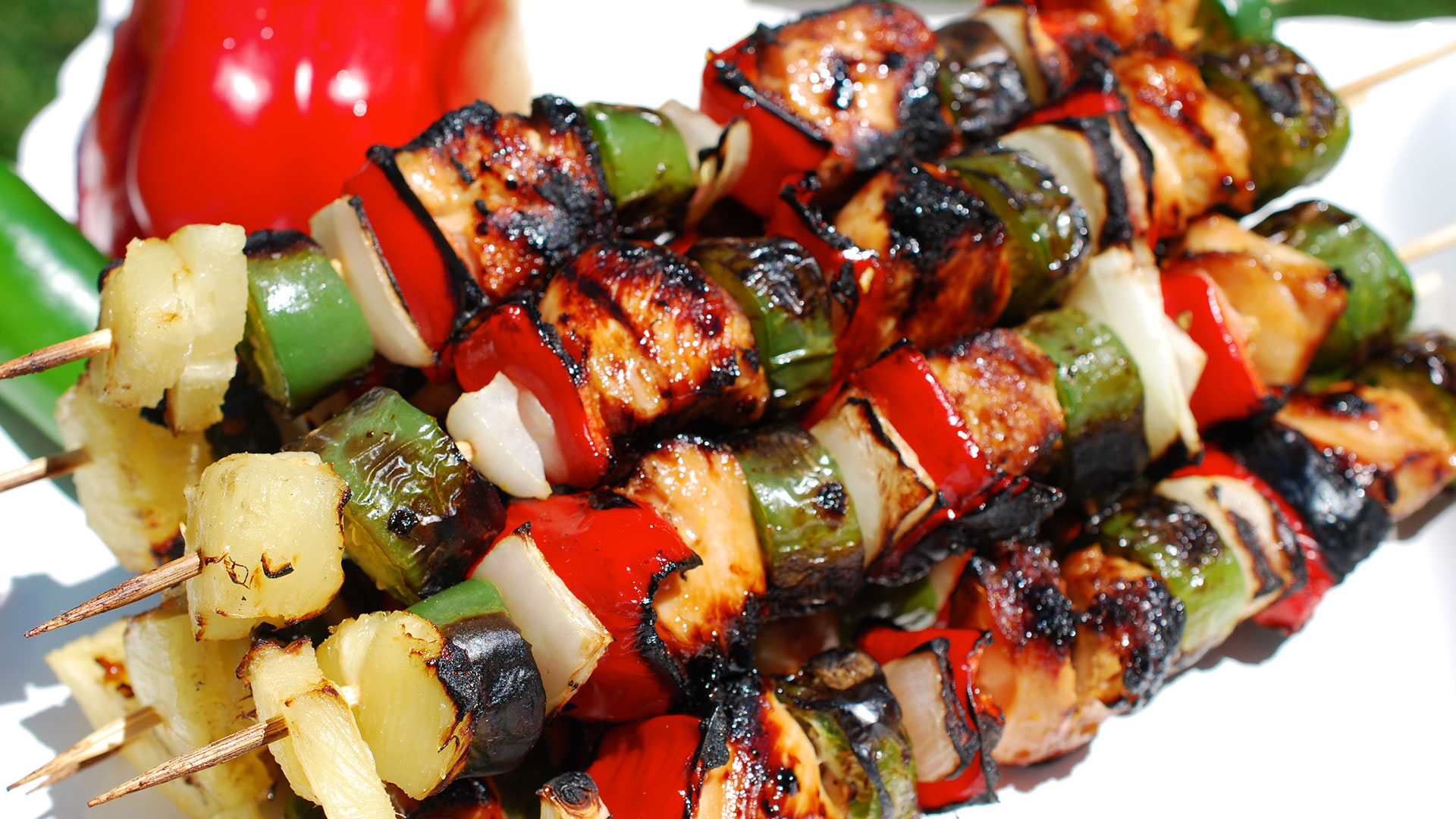 Father's Day Kabobs from