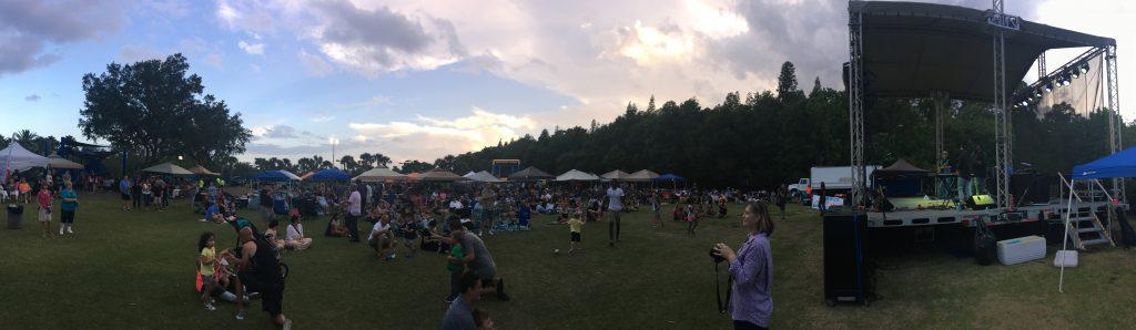 Grand Hampton 2018 Music Festival